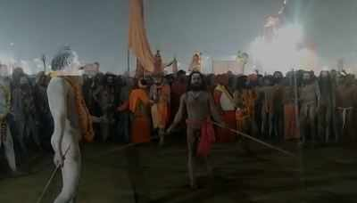 Mauni Amavasya: Five crore pilgrims take holy dip at Kumbh till 5 pm