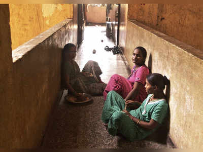 Life in slum rehab leaves women with little time, money