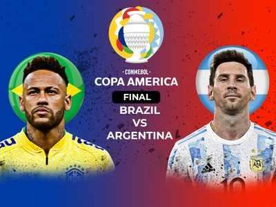 Brazil vs Argentina, Copa America Final Highlights: Argentina beat Brazil 1-0 to win record-equalling 15th Copa America title