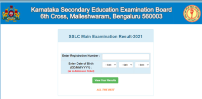 Karnataka SSLC Result 2021 Highlights: KSEEB Class 10th results released, here's direct link