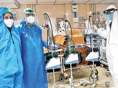 Sion Hospital: 26 resident doctors beat COVID-19, resume duty