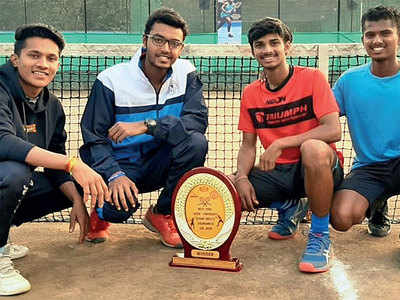 GU are WZ tennis champs
