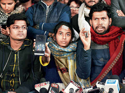 Biometrics, CCTVs in JNU's server room were shut, not vandalised: RTI
