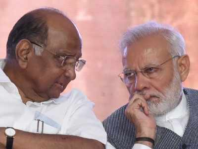 Sharad Pawar meets PM Narendra Modi, demands farm loan waiver in Maharashtra