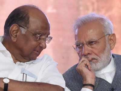 Sharad Pawar meets PM Narendra Modi, demands farm loan waiver in Maharashtra