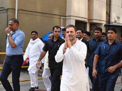 'Why all thieves share Modi surname' remark: Rahul Gandhi pleads not guilty in defamation case