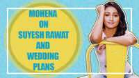 Mohena Singh blushes as she talks about fiance Suyesh Rawat & wedding plans |Yeh Rishta Kya Kehlata Hai|