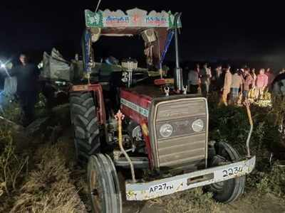 Nine labourers electrocuted in Andhra Pradesh village