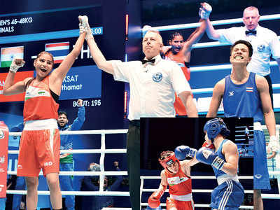 Women's World Boxing Championships: Manju Rani enters final; Mary Kom settles for bronze