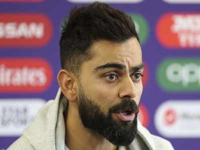 Virat Kohli ahead of India-Pakistan match: Mood in dressing room no different than previous games