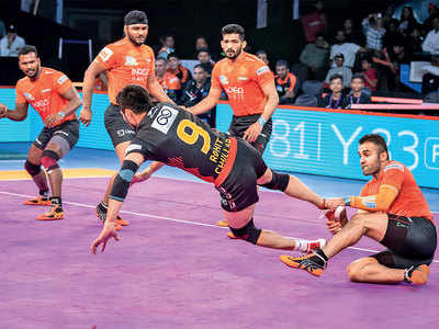 Fazel Atrachali: At PKL, if you are a good player, you get paid your worth and that requires hard work