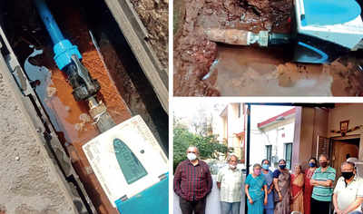 Water way to go! Leaks in water meters waste lakhs of litres in Kothrud
