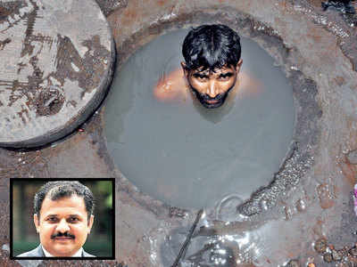 PCMC chief asked to come clean on scavenging charge