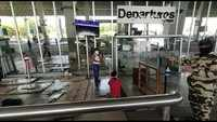 Irresponsible passengers litter Nagpur Airport with used masks, gloves