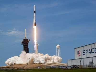 SpaceX launch key step to reach Moon, Mars: NASA
