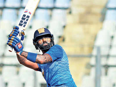 Suryakumar Yadav: I feel this year is going to be a big push for me