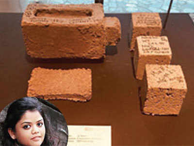 CEPTian gets honour for lighter brick made of demonetised currency notes