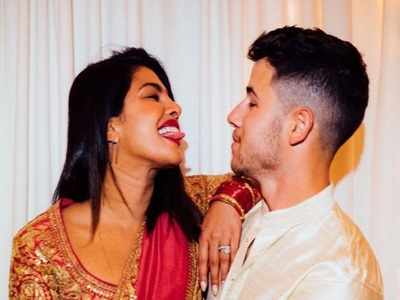Priyanka Chopra Jonas surprises Nick Jonas with the paw-fect 'almost-anniversary' gift