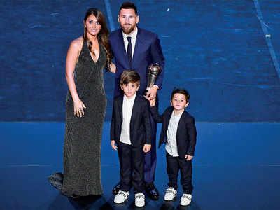 Lionel Messi wins FIFA Men's Best Player award, beats Cristiano Ronaldo