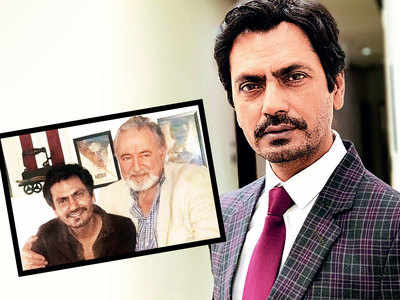 Nawazuddin Siddiqui reunites with Russian drama teacher Valentin Teplyakov after 23 years