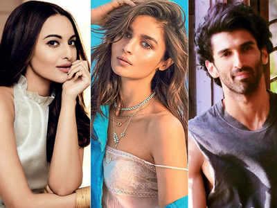 Alia Bhatt, Aditya Roy Kapur, Sonakshi Sinha head to Indore for Kalank's next schedule