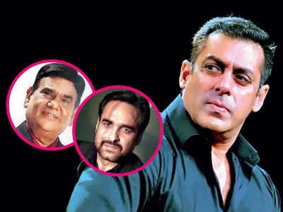 Salman Khan to produce Satish Kaushik's directorial Kagaz
