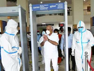 Chief Minister BS Yediyurappa tests negative, discharged from hospital
