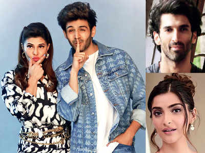 Kartik Aaryan wants Jacqueline Fernandez' boyfriend to look like Aditya Roy Kapur