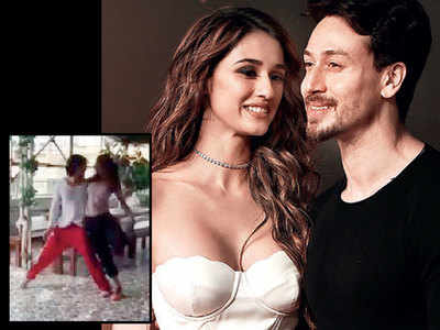Tiger Shroff wishes Disha Patani on her birthday