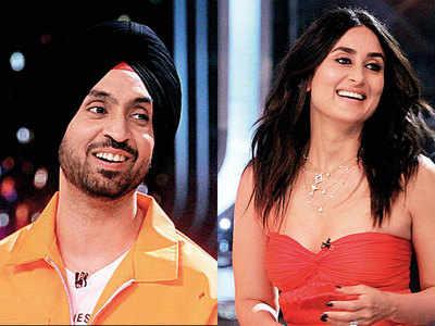 Diljit Dosanjh finally opens up about his 'idol' Kareena Kapoor