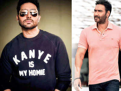 Ajay Devgn and Abhishek Bachchan reunite after seven years for a film based on a true story