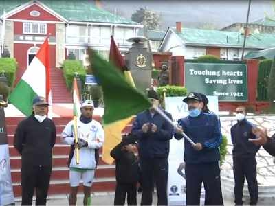 Army man to run from Kashmir to Kanyakumari in 50 days