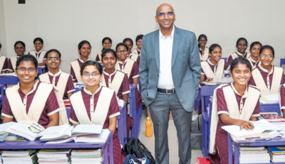 How an IPS officer is changing the fortunes of students from marginalised communities in Telangana