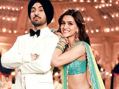 'Stereotypical' dance song for Kriti Sanon and Diljit Dosanjh's Arjun Patiala