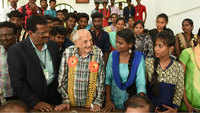 When a 103-year-old visited Chennai's Presidency College