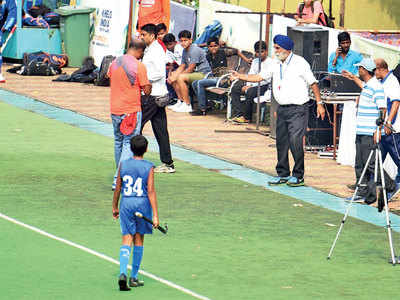 Under-16 Inter-School hockey final: St Stanislaus hits back