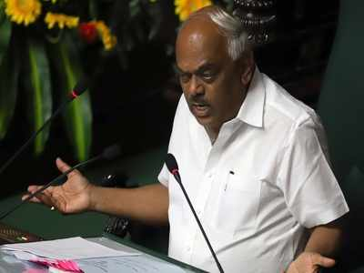 Governor Vajubhai Vala asks Speaker Ramesh Kumar to complete trust vote by end of the day