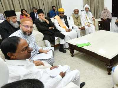 Telangana CM K Chandrashekar Rao gives positive response to Muslims on NPR, hints at decision in two days