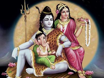 Why Shiva marries