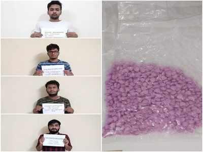 Darknet drug racket busted in Bengaluru