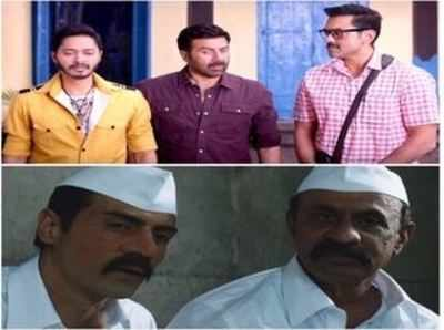 Poster Boys Vs Daddy box office collection day 2: Sunny Deol, Bobby Deol, Shreyas Talpade-starrer comedy shows improvement, while Arjun Rampal's Daddy yields low