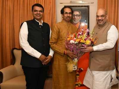 Yes to alliance but on four conditions: Shiv Sena to BJP