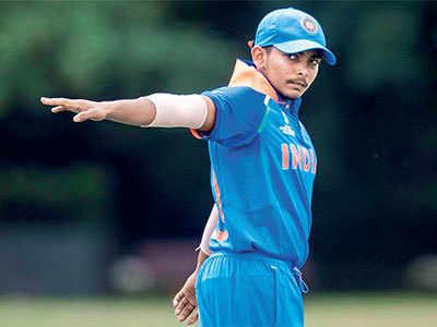 World Cup: India captain Prithvi Shaw & Co under spotlight as U-19 cricket extravaganza begins