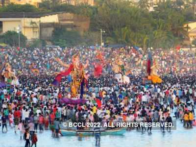 Ganesh Chaturthi 2019: List of immersion points and traffic guide for Mumbai
