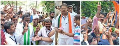 Karnataka Elections 2018: No big surprises in Bengaluru