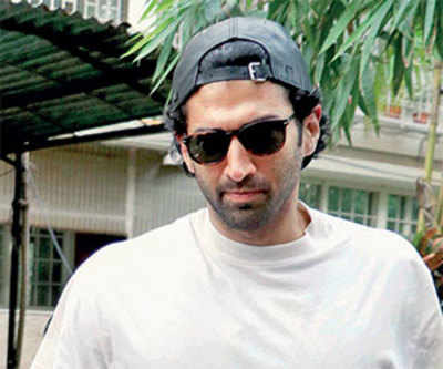 Another reunion for Aditya and Mohit