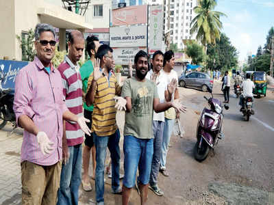 Bengaluru residents take the app way out of their civic problems