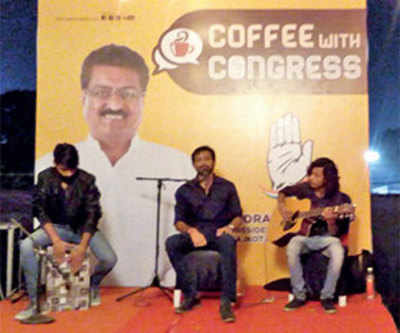 Gujarat Assembly Elections 2017: Congress prefers coffee over tea to engage youngsters in state