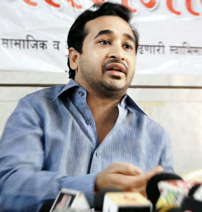 Gujaratis who praise Narendra Modi should leave city: Nitesh Rane