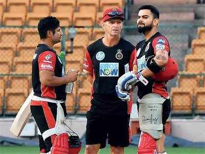 Kohli's hunger to improve pleases coach Gary Kirsten